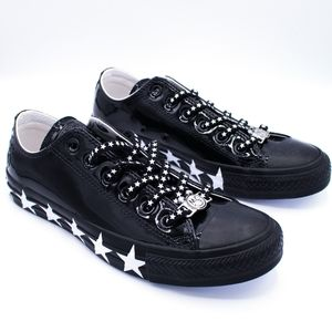 Converse Miley Cyrus Low Sneakers Size 7 Women's